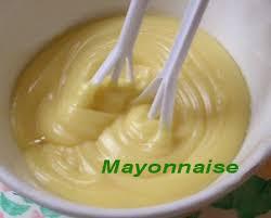 Mayonnaise_DC dans Sauces