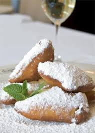 Real live beignets.