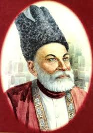 "Mirza Asad Ullah Khan ""Ghalib"" is one of the best of the Urdu poets. - Mirza-Asad-Ullah-Khan-Ghalib"