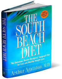 South Beach Diet Phase 1 Recipes Book Image