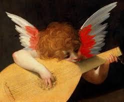 Àngel Músic, de Fiorentino