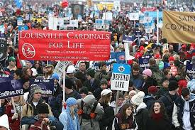 35th annual march for life