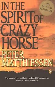 In The Spirit of Crazy Horse cover