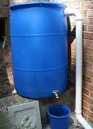 home rain barrels