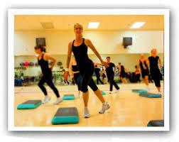 aerobic training - indoors