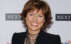 Kate Silverton has previously revealed that doctors advised her she is ... - KateSilverton_1399688c