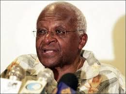 Archbishop Desmond Tutu who - desmond_tutu