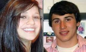 Emily Houle and her boyfriend, Michael Rollins, above, both 17, ... - 36d14a734b3f83c4596113ffebb4