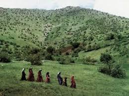 طبیعت کرمانشاه