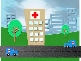 A toy hospital