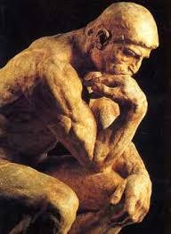 Rodin- Uomo che pensa