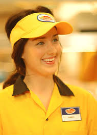 Ashley Johnson - fastfood2