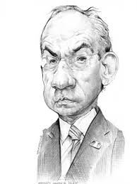 Cartoon: Felipe Calderon