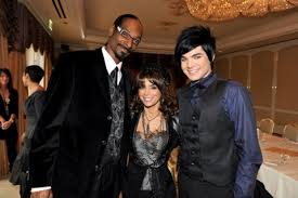 Adam, Paula and Snoop Dogg