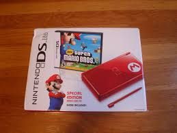 Nintendo DS Lite bundle,