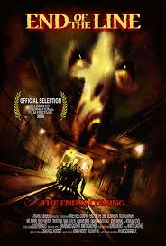 END OF THE LINE…  Creepy/groovy flick from the creator of $LA$HER$! Review by DARK SIDE