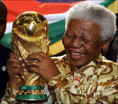 Nelson Mandela South Africa 2010 Worldcup