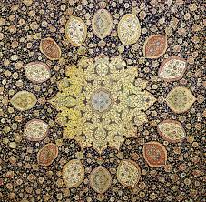 Ardebil Carpet Medallion