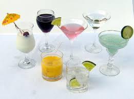 Cocktails Receitas de licores, drinks e coquetéis