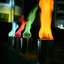 Image of Candles Burning