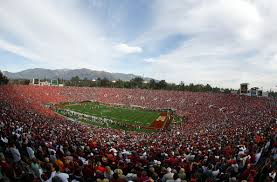 Rose Bowl - Illinois v USC