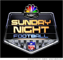 Nbc Offers Sponsorship Slot For 'Sunday Night Football' Post-Game Show - Nbc Sn Football.03 1