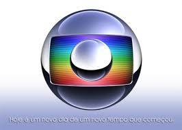 Logomarca da Rede Globo, a maior rede do Brasil