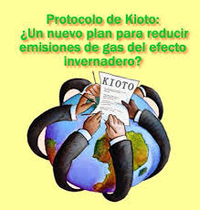 Firma protocolo Kioto
