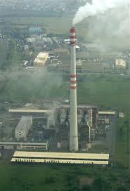 Továrenský komín