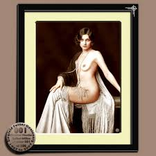 Ames - Ziegfeld Girl and