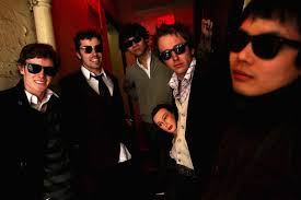 Quang Dinh (L-R) Dominic Byrne, Adrian Beltrame, Quang Dinh, Tom Hartney - Little+Red+Support+Streets+Lanes+Appeal+hQmuGrtChdSl