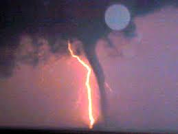 Tornado & Lightening