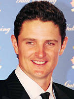 Golfer Justin Rose Welcomes - justin_rose150