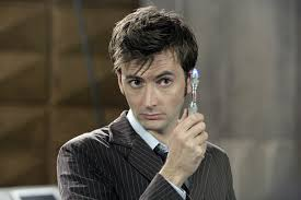 The Dashing David Tennant