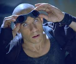 Riddick, is coming back.