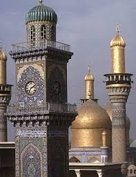Baghdad, Moschea Kazimayn
