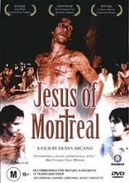 Cartel de la película, Jesús de Montreal|1989