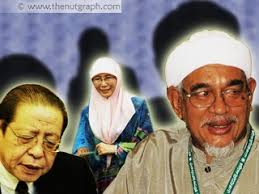 Kit Siang, Wan Azizah and Hadi AwangHowever, if Anwar is a prime ... - KitSiang_WanAzizah_HadiAwang