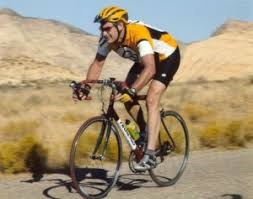 aerobic, cardiovascular training - outside cycling