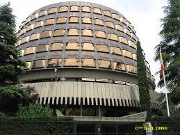 Tribunal Constitucional de España (sede en Madrid)