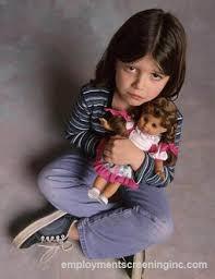 Child victim