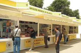 Feria del Libro en Madrid (Parque de El Retiro)