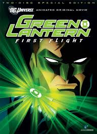 Why wait for a live-action GL movie? COOP reviews GREEN LANTERN: FIRST FLIGHT