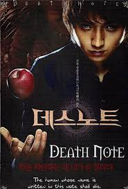 The Pale Horseman, Tribes of October, Death Note, TV DVD News, The Losers, ... - death_note_desu_noto