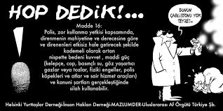 POLİS HAKLARI VE MESLEKİ SORUNLAR