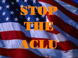 The Stop the ACLU Coalition has one goal: to end the ACLU's tangible existence.  We will achieve this by every lawful means possible, including but not limited to: