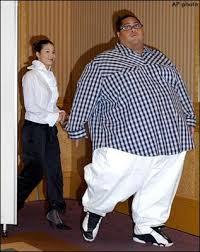 Bryant Gumbel gaining weight.