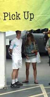 Kim Sears in Miami