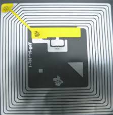 RFID for consumer goods