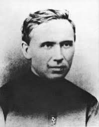 St. Damien of Molokai. Today Father Damien of Molokai is becoming a saint. - St.-Damien-of-Molokai